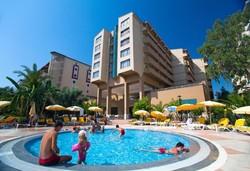 Самолетна почивка в Турция! 7 нощувки на човек на база All inclusive в Stella Beach Hotel 4*, Алания, Турска ривиера с двупосочен чартърен полет от София - Снимка