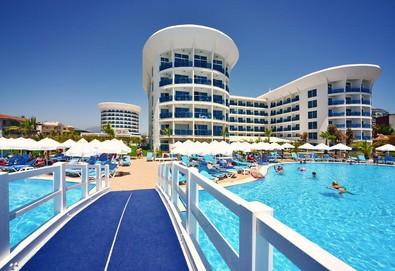 Самолетна почивка в Турция! 3 нощувки на човек на база All inclusive в Sultan Of Dreams Hotel & Spa 5*, Сиде, Турска ривиера с двупосочен чартърен полет от София - Снимка