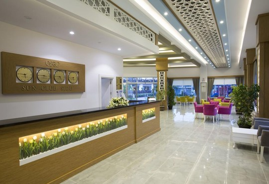 Sun Club Side Hotel 4* - снимка - 8