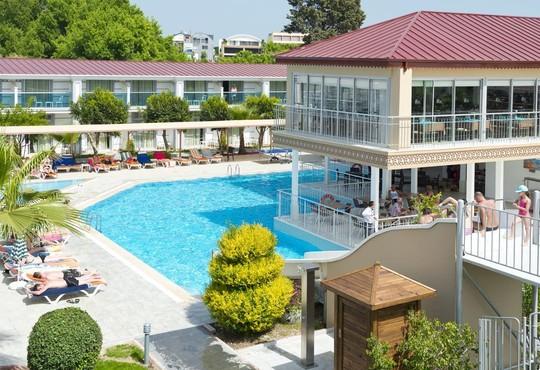 Sun Club Side Hotel 4* - снимка - 3