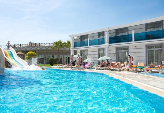 Sun Club Side Hotel 4* - снимка - 14