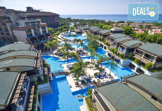 Sunis Kumkoy Beach Resort Hotel & Spa 5* - снимка - 2