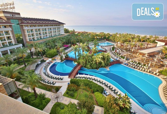 Sunis Kumkoy Beach Resort Hotel & Spa 5* - снимка - 1