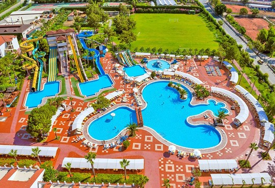 Club Hotel Turan Prince World 5* - снимка - 42