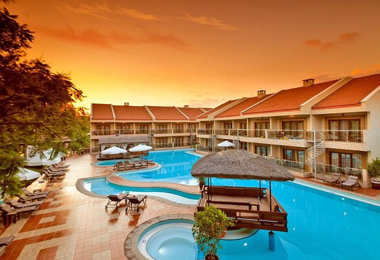 Club Hotel Turan Prince World 5* - снимка - 25