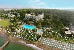 Самолетна почивка в Турция! 7 нощувки на човек на база Ultra all inclusive в Turquoise Hotel 5*, Сиде, Турска ривиера с двупосочен чартърен полет от София - Снимка