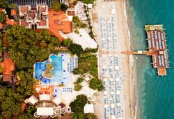 Самолетна почивка в Турция! 7 нощувки на човек на база Ultra all inclusive в Ulusoy Kemer Holiday Club  5*, Кемер, Турска ривиера с двупосочен чартърен полет от София - Снимка