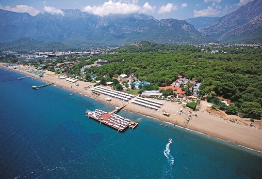 Ulusoy Kemer Holiday Club 5* - снимка - 28