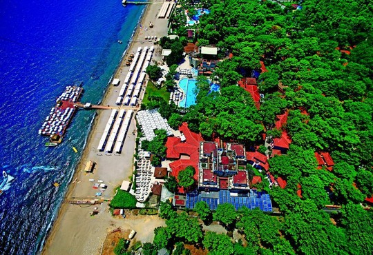 Ulusoy Kemer Holiday Club 5* - снимка - 31