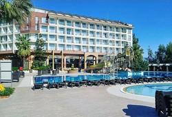 Самолетна почивка в Турция! 7 нощувки на човек на база All inclusive в Washington Resort Hotel & Spa 5*, Сиде, Турска ривиера с двупосочен чартърен полет от София - Снимка