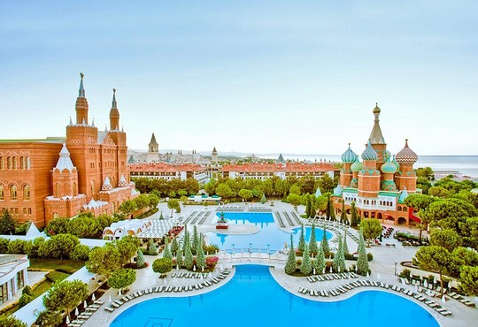Pgs Kremlin Palace (ex. Wow Kremlin Palace) 5* - снимка - 1