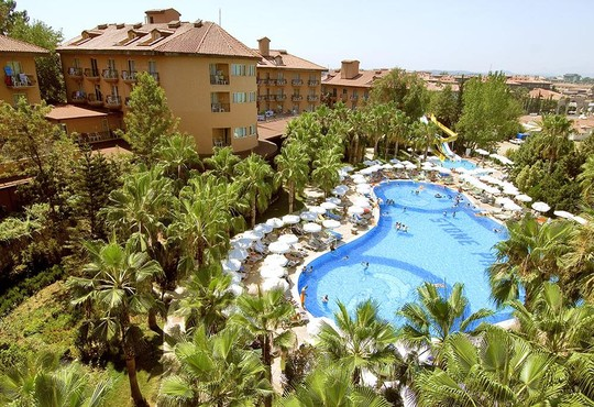 M Holiday Hotels Stone Palace (ex. Vera Stone Palace) 5* - снимка - 7