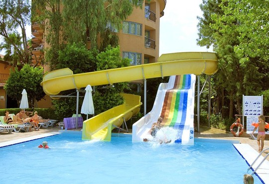 M Holiday Hotels Stone Palace (ex. Vera Stone Palace) 5* - снимка - 14