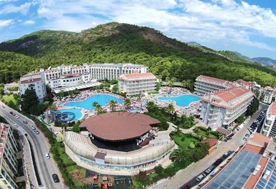 Самолетна почивка в Турция! 7 нощувки на човек на база All inclusive в Green Nature Resort & Spa 5*, Мармарис, Егейска Турция с двупосочен чартърен полет от София - Снимка