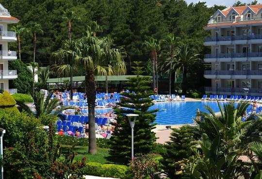 Green Nature Resort & Spa 5* - снимка - 30