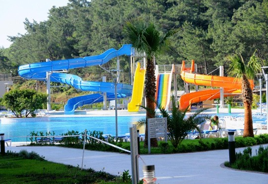 Green Nature Resort & Spa 5* - снимка - 28