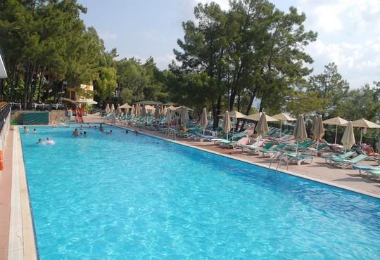 Marmaris Park Hotel  4* - снимка - 12