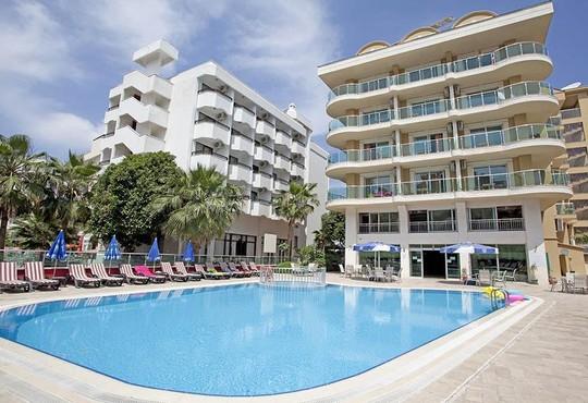 Alkan Hotel 3* - снимка - 2