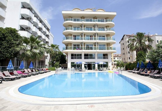 Alkan Hotel 3* - снимка - 1