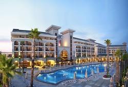 Нова Година 2020 в Турция със самолет! 4 нощувки на човек на база All inclusive в Alva Donna Exclusive Hotel Belek 5*, Белек, Турска ривиера с двупосочен чартърен полет от Варна - Снимка