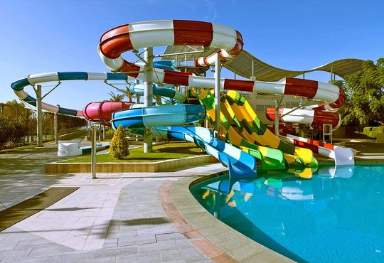 Alva Donna Exclusive Hotel Belek 5* - снимка - 21