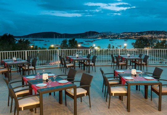 Bodrum Beach Resort 4* - снимка - 10