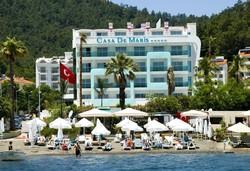 Самолетна почивка в Турция! 7 нощувки на човек на база All inclusive в Casa De Maris Spa & Resort 5*, Мармарис, Егейска Турция с двупосочен чартърен полет от София - Снимка
