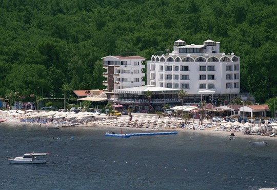 Class Beach Hotel 3* - снимка - 1