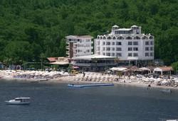 Самолетна почивка в Турция! 7 нощувки на човек на база All inclusive в Class Beach Hotel 3*, Мармарис, Егейска Турция с двупосочен чартърен полет от София - Снимка