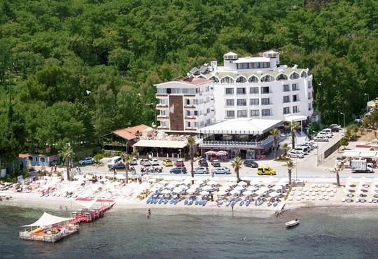 Class Beach Hotel 3* - снимка - 9
