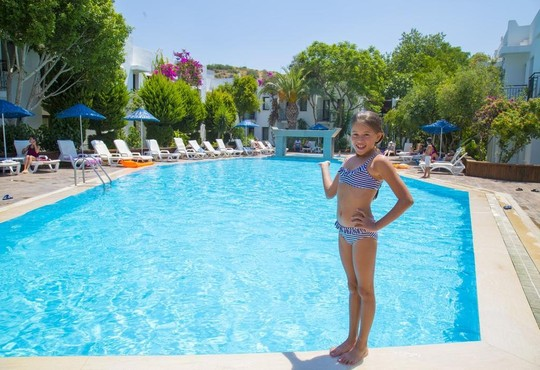 Club Flora Hotel 4* - снимка - 17