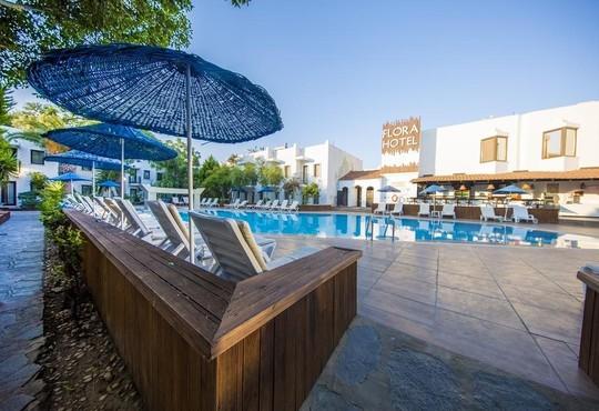 Club Flora Hotel 4* - снимка - 21