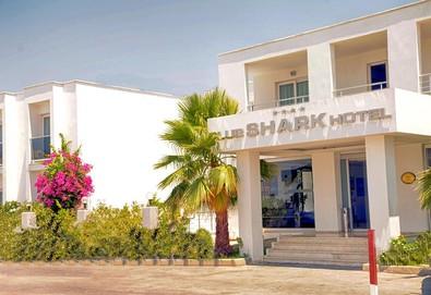 Самолетна почивка в Турция! 7 нощувки на човек на база All inclusive в Club Shark Hotel  4*, Бодрум, Егейска Турция с двупосочен чартърен полет от София - Снимка