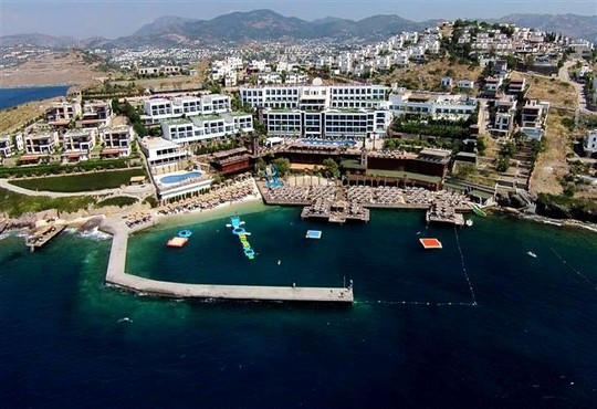 Delta Hotel By Marriott Bodrum 5* - снимка - 1