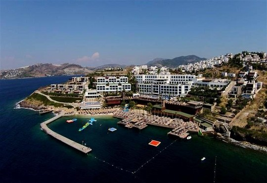 Delta Hotel By Marriott Bodrum 5* - снимка - 2