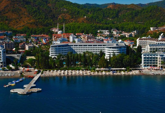 D-resort Grand Azur Marmaris 5* - снимка - 3