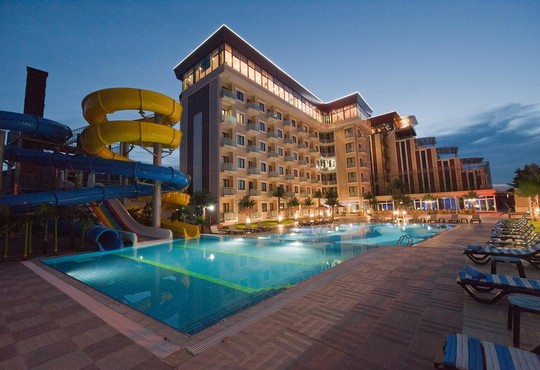 Elegance Hotels International Marmaris 5* - снимка - 3