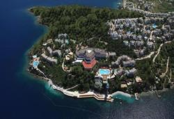 Самолетна почивка в Турция! 7 нощувки на човек на база All inclusive в Green Beach Resort 5*, Бодрум, Егейска Турция с двупосочен чартърен полет от София - Снимка