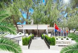Самолетна почивка в Турция! 7 нощувки на човек на база All inclusive в Ideal Panorama Hotel 3*, Мармарис, Егейска Турция с двупосочен чартърен полет от София - Снимка