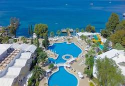 Самолетна почивка в Турция! 7 нощувки на човек на база All inclusive в Labranda Tmt Bodrum Resort 5*, Бодрум, Егейска Турция с двупосочен чартърен полет от София - Снимка