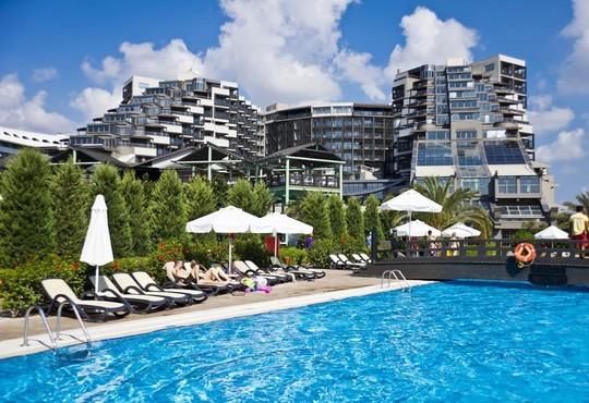 Limak Lara De Luxe Hotel&resort 5* - снимка - 3