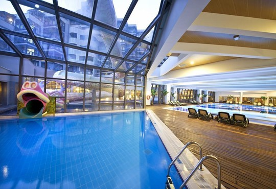Limak Lara De Luxe Hotel&resort 5* - снимка - 17