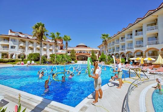 Larissa Sultan's Beach Hotel 4* - снимка - 2