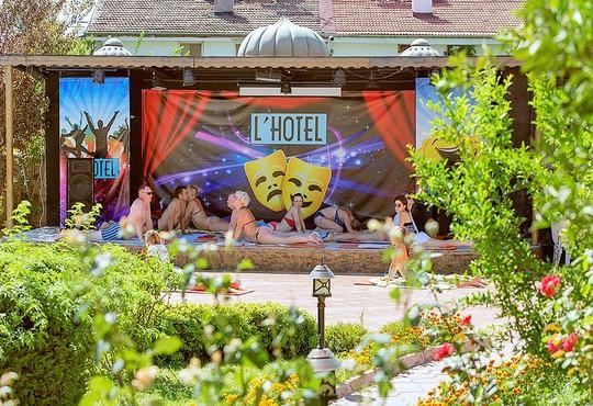 Larissa Sultan's Beach Hotel 4* - снимка - 4