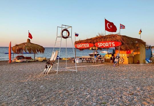 Larissa Sultan's Beach Hotel 4* - снимка - 7