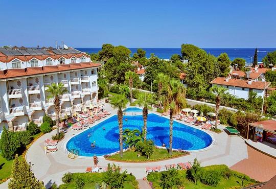 Larissa Sultan's Beach Hotel 4* - снимка - 1