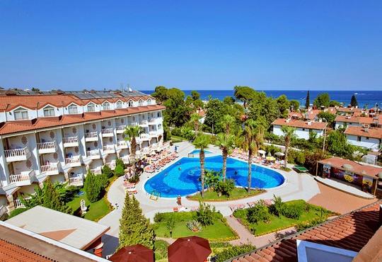 Larissa Sultan's Beach Hotel 4* - снимка - 10