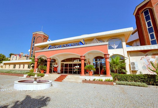Larissa Sultan's Beach Hotel 4* - снимка - 11