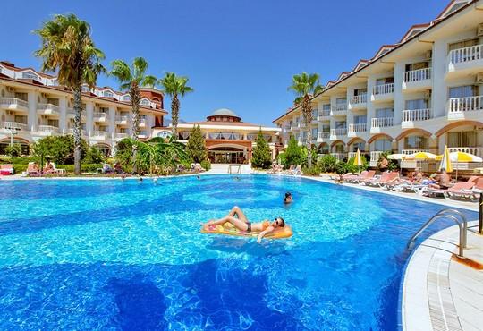 Larissa Sultan's Beach Hotel 4* - снимка - 15