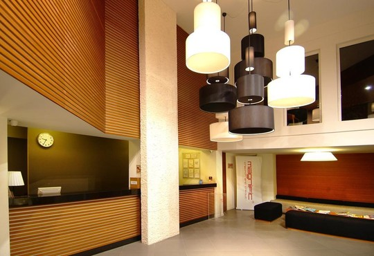 The Magnific Hotel 4* - снимка - 3